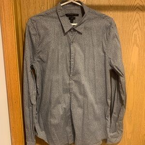 Men's Long Sleeve John Varvatos Shirt